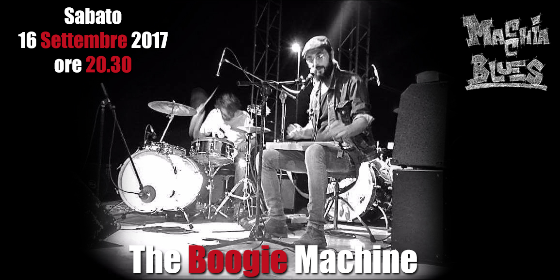 The Boogie Machine